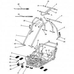 Torpedo Frame Parts