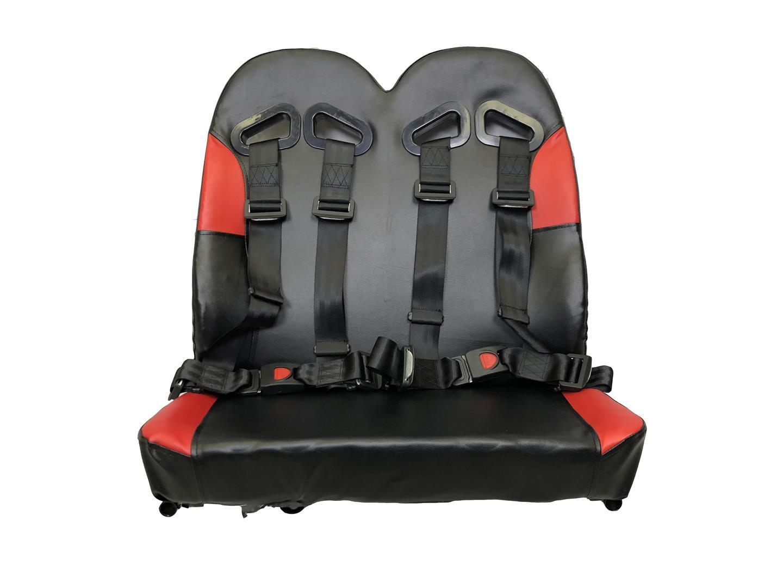 Torpedo Seat & Harness Parts