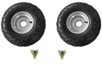 Wheel Rims & Tyres