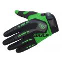 Wulfpsort Kids Attack Gloves - Green
