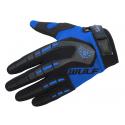Wulfsport Kids Attack Gloves - Blue