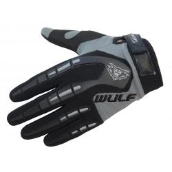 Wulfpsort Kids Attack Gloves - Grey