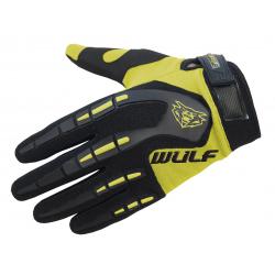 Wulfpsort Kids Attack Gloves - Yellow