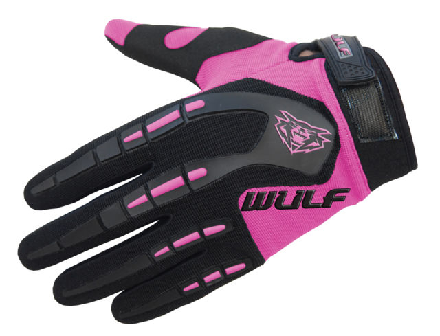 Wulfsport Kids Attack Gloves - Pink