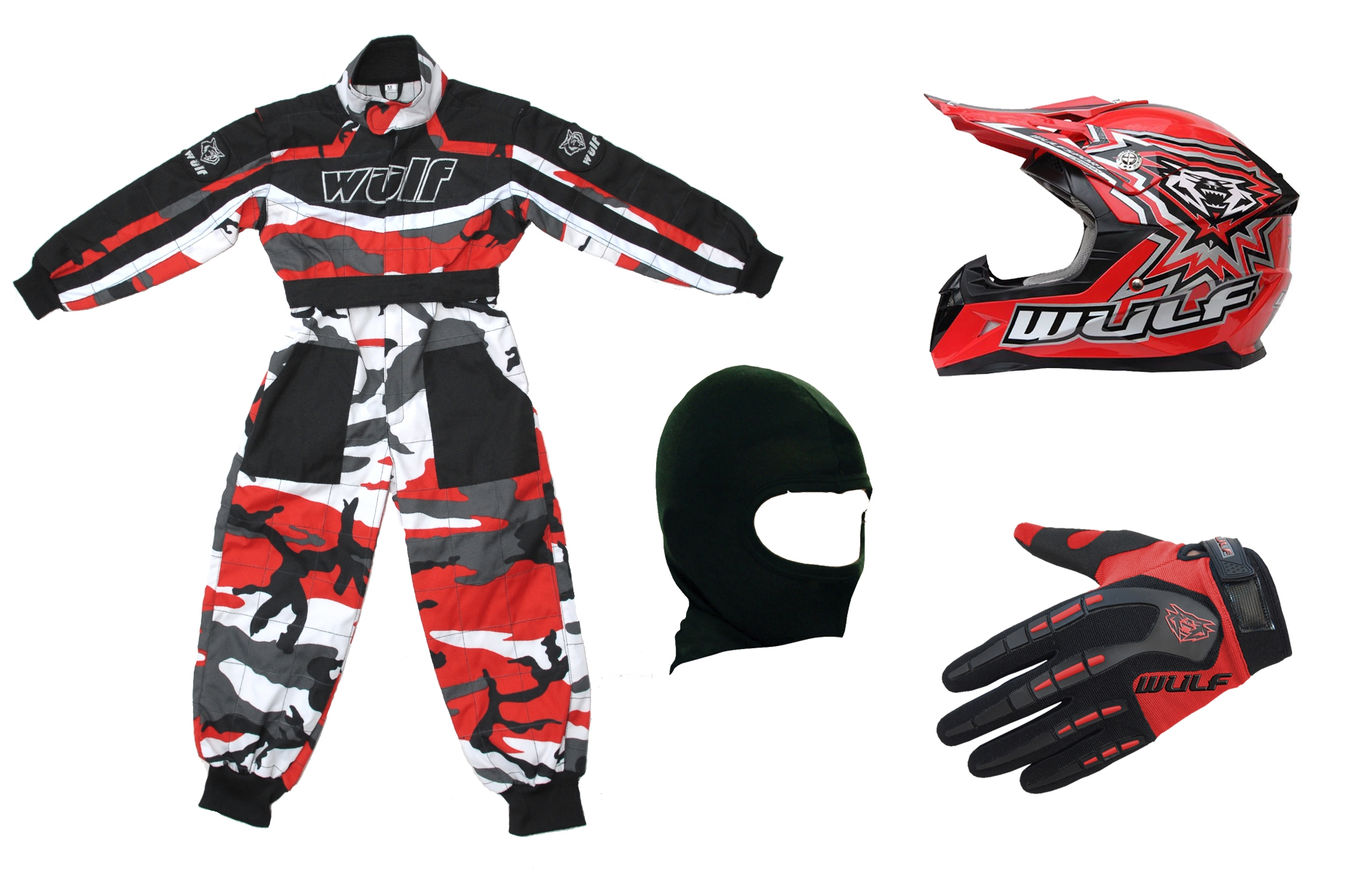 Wulfsport Clothing Bundle Deals