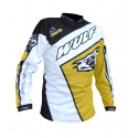 Wulfsport Crossfire Adult Race Shirt - Yellow