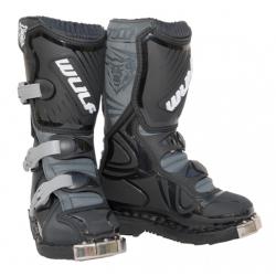Wulfsport Cub Boot LA - Black