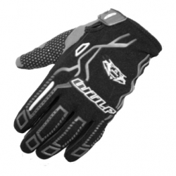 Wulfsport Cub Force MX Gloves Grey