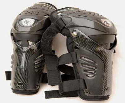 Wulfsport Cub Hinged Kids Knee Pads