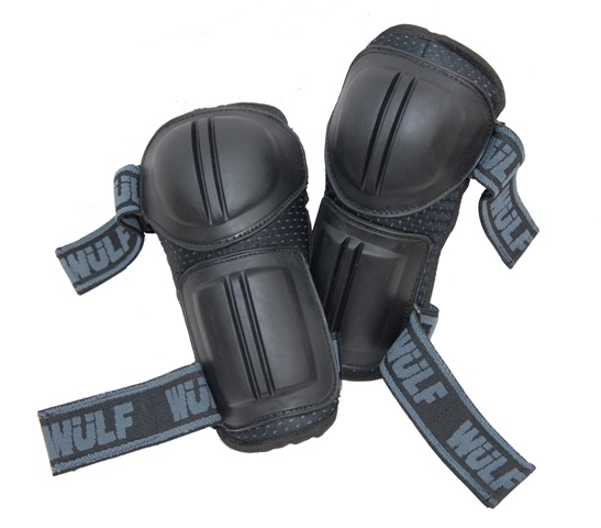 Wulfsport Cub MX Kids Elbow Pads