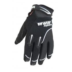 Wulfsport Cub Stratos MX Gloves - Black