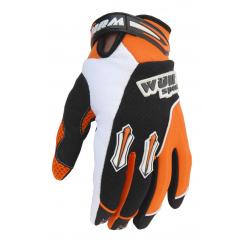 Wulfsport Cub Stratos MX Gloves - Orange