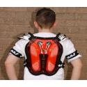Wulfsport Cub Tabard Body Armour Protector Back