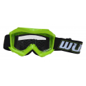 Wulfsport Cub Tech Goggles for MX Enduro - Green